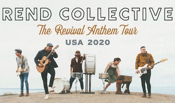 POSTPONED: Rend Collective