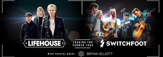 Lifehouse & Switchfoot