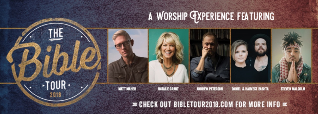 The Bible Tour: A Concert Worship Experience