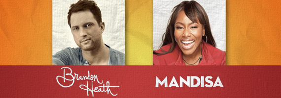 Brandon Heath & Mandisa