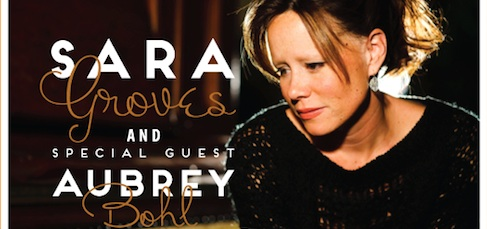 An Evening with Sara Groves