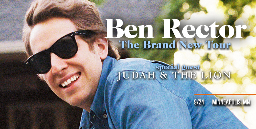 Ben Rector - The Brand New Tour