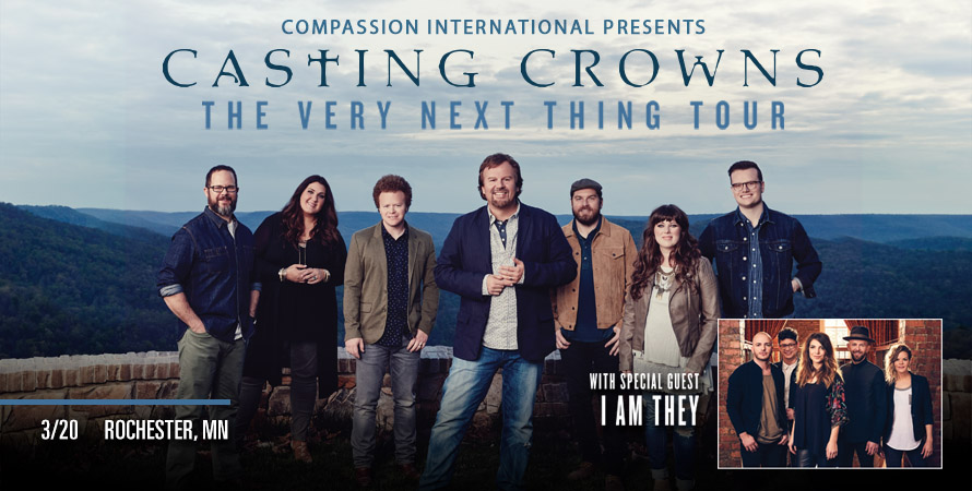 Casting Crowns Spring