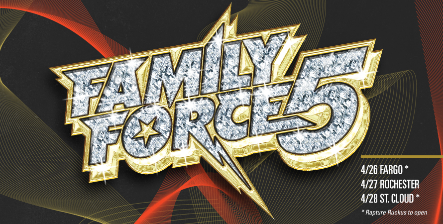 SONSHINE - Family Force 5