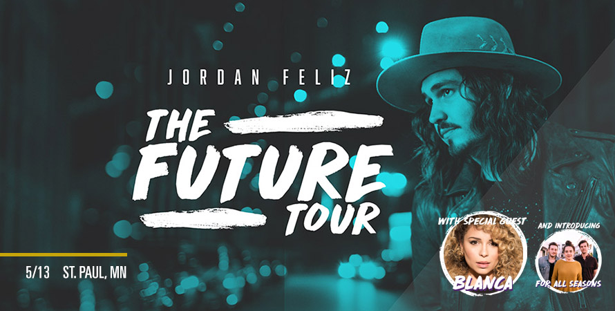 Jordan Feliz - The Future Tour
