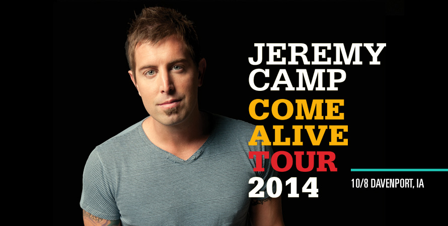 Jeremy Camp - Come Alive Tour