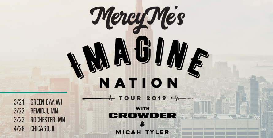 MercyMe's Imagine Nation Tour