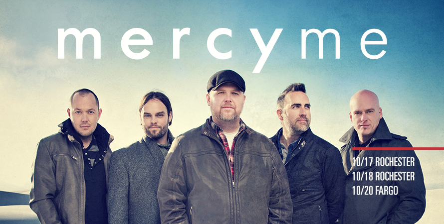 2013 MercyMe Fall