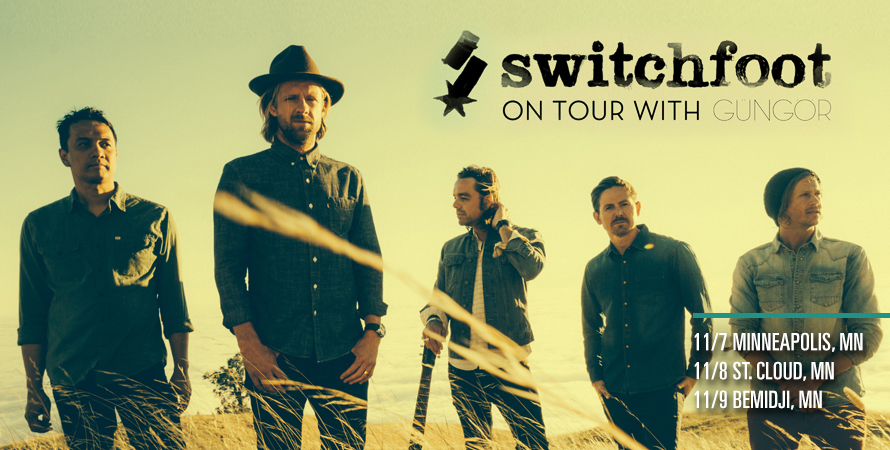 Switchfoot & Gungor Fall 2014