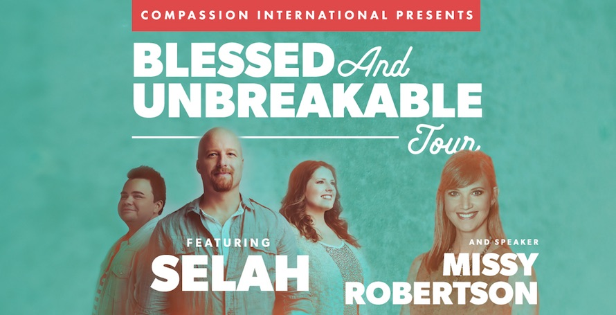 Blessed and Unbreakable Tour: Selah and Missy Robertson
